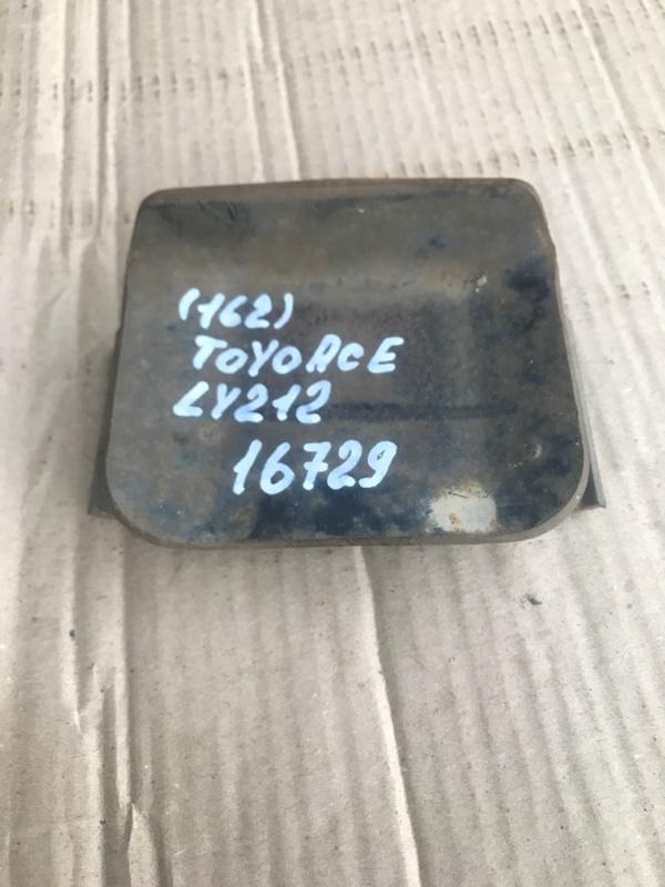 Опора рессоры Toyota Toyoace LY212 5L 2000 задняя