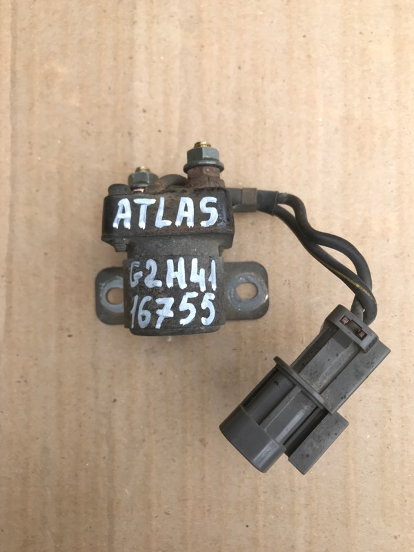 Реле стартера Nissan Atlas G2H41 FD42 1993
