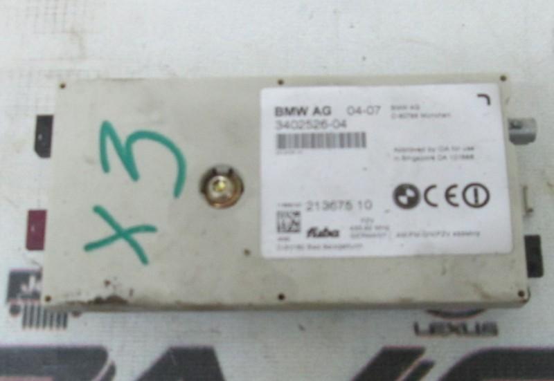 Усилитель антенны Bmw X3 E83 N52B30 2007