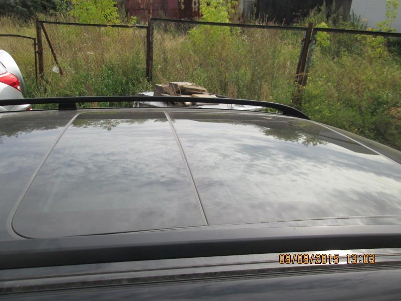Молдинг крыши Bmw X3 E83 N52B30 2007 верхний