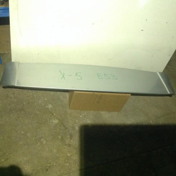 Спойлер багажника Bmw X5 E53 M62B44TU 2001 задний