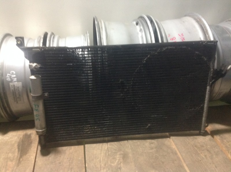 Радиатор кондиционера Infiniti Fx45 S50 VK45DE 2006