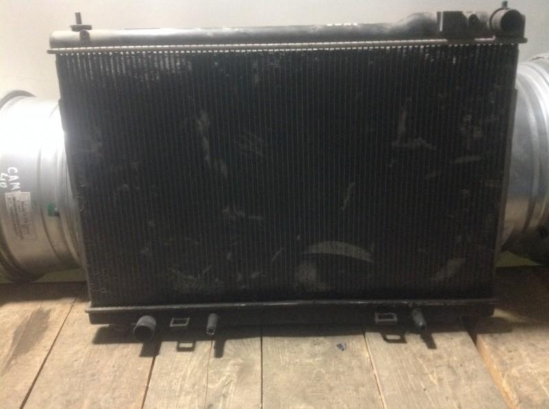 Радиатор охлаждения двигателя Infiniti Fx45 S50 VK45DE 2006
