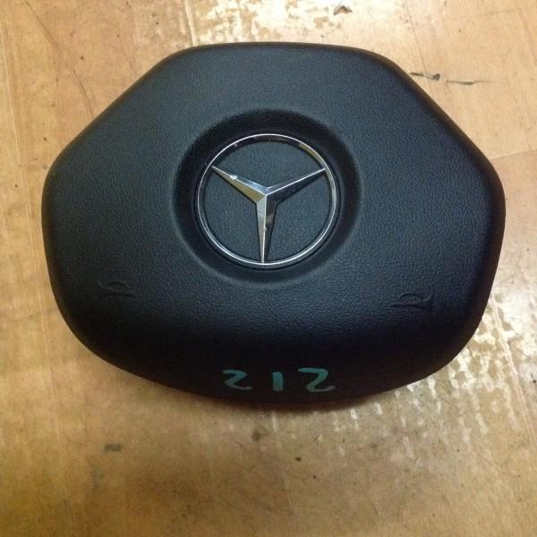 Подушка безопасности водителя Mercedes-Benz E-Class W212 M271.860 2012
