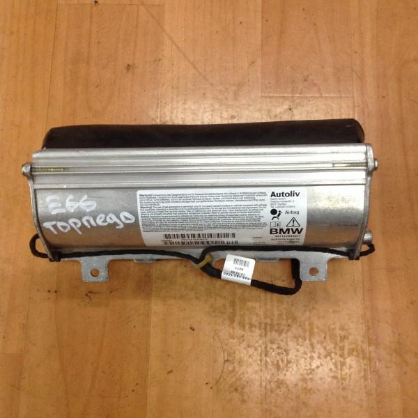 Подушка безопасности пассажира Bmw 7-Series E66 N62B40A 2006