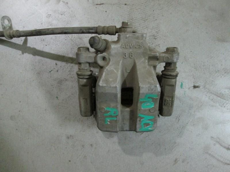 Суппорт тормозной Toyota Camry ACV40 2AZ-FE 2007 задний левый