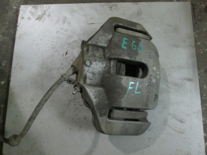 Суппорт тормозной Bmw 7-Series E66 N62B40A 2006 передний левый