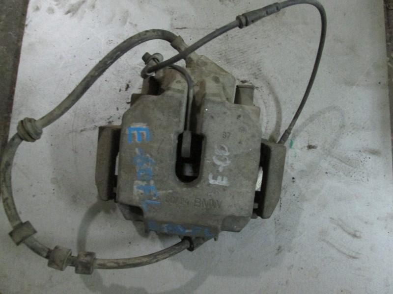 Суппорт тормозной Bmw 5-Series E60 N52B25A 2004 передний левый