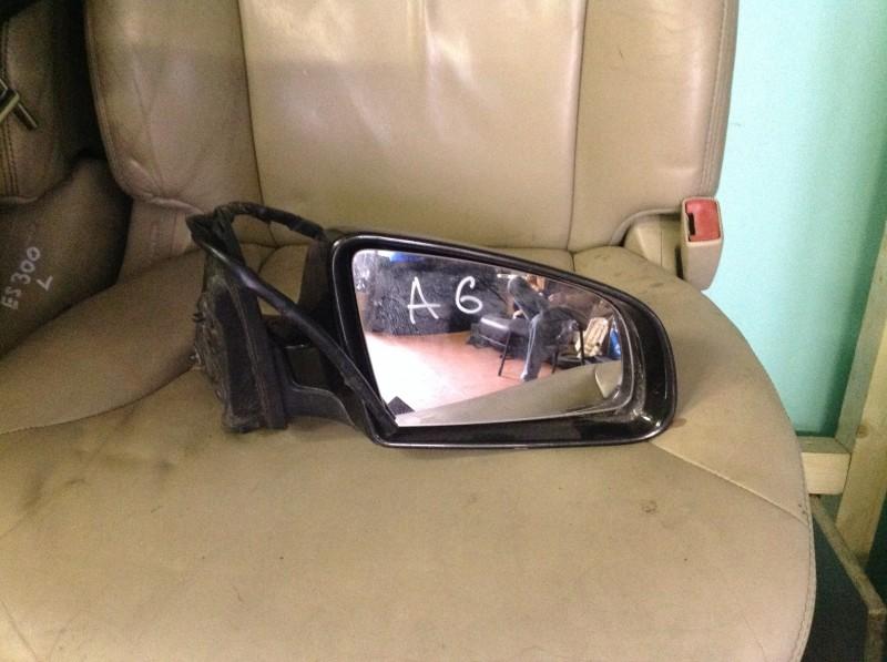 Зеркало заднего вида боковое Audi A6 C6 правое