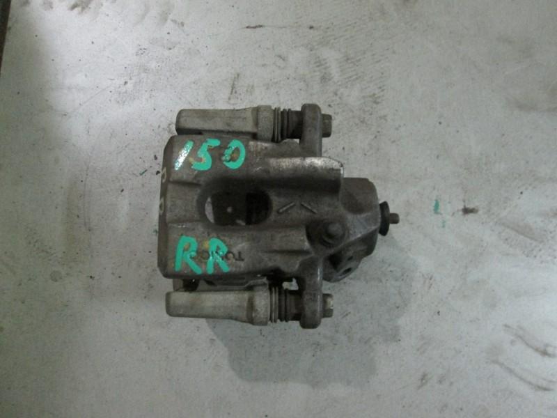 Суппорт тормозной Toyota Corolla E150 1ZR-FE 2008 задний правый
