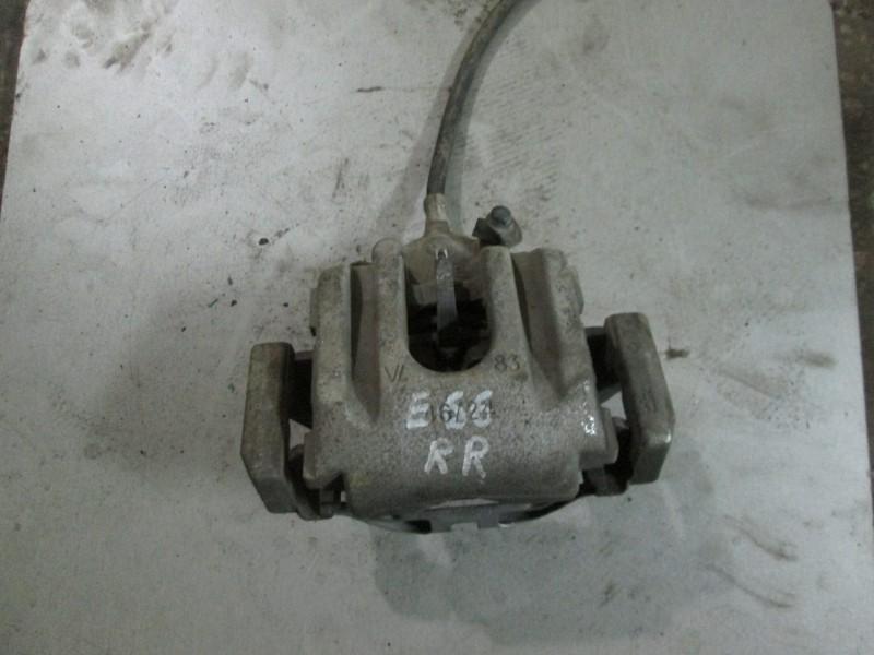 Суппорт тормозной Bmw 7-Series E66 N62B40A 2006 задний правый