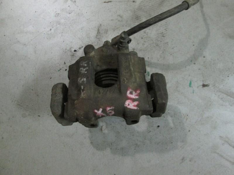 Суппорт тормозной Bmw X5 E53 M62B44TU 2001 задний правый