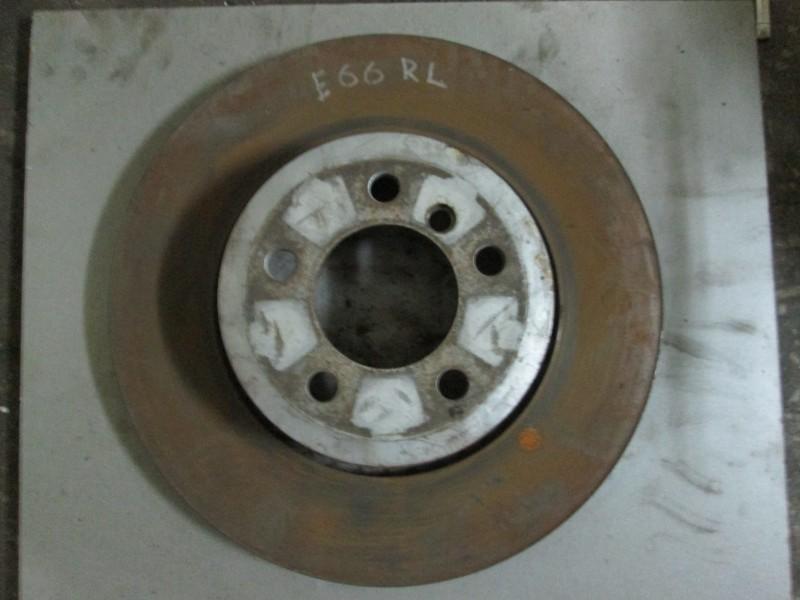 Диск тормозной Bmw 7-Series E66 N62B40A 2006 задний