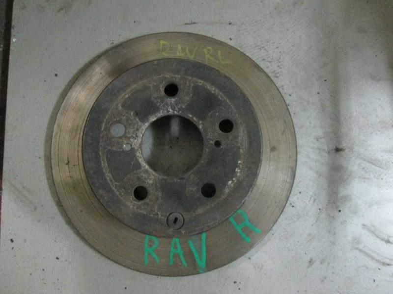 Диск тормозной Toyota Rav4 ACA31 3ZR-FE 2011 задний