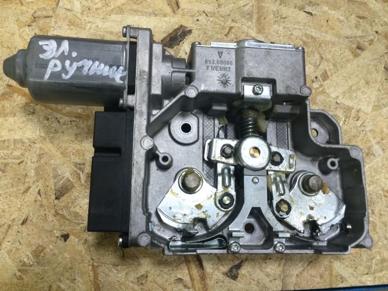 Механизм стояночного тормоза Bmw 7-Series E65 N62B44A 2003