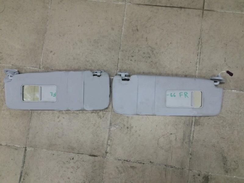 Козырек солнцезащитный Bmw 7-Series E65 N62B44A 2006