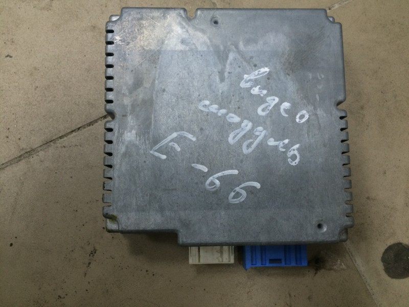 Аудио-видео система Bmw 7-Series E66 N62B40A 2006