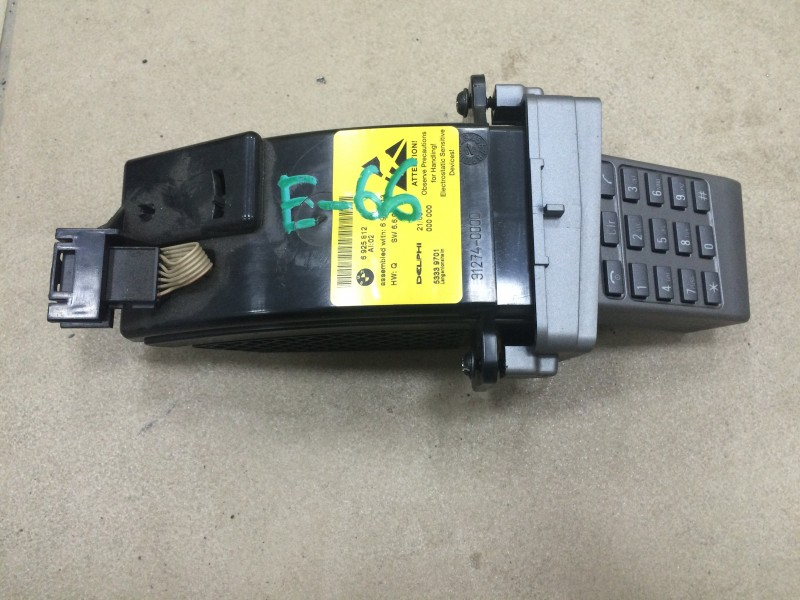 Телефон Bmw 7-Series E66 N62B44A 2003