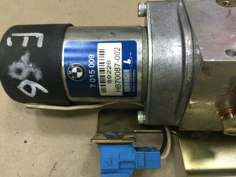 Механизм подъема двери Bmw 7-Series E66 N62B44A 2003