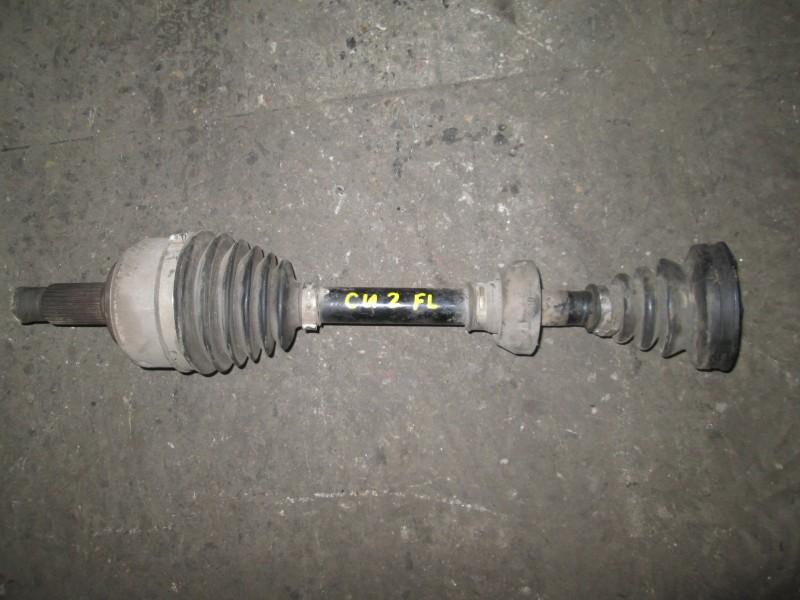 Привод, полуось Honda Accord CU2 K24Z3 2011 передний левый