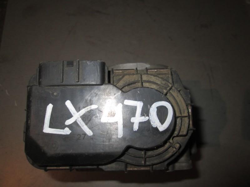 Заслонка дроссельная Lexus Lx470 UZJ100 2UZ-FE 2004