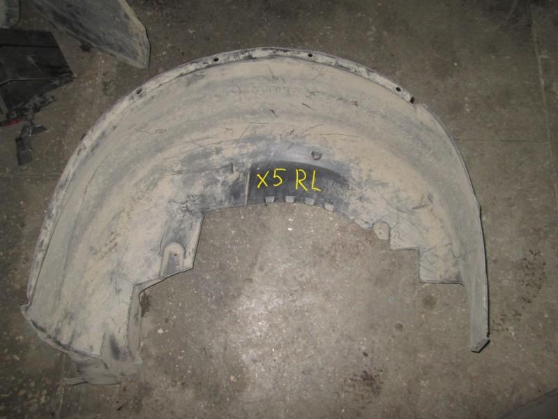 Подкрылок Bmw X5 E53 M62B44TU 2001 задний левый
