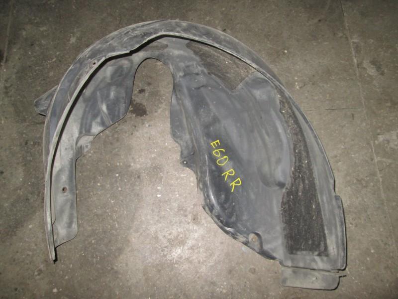 Подкрылок Bmw 5-Series E60 N52B25A 2006 задний правый