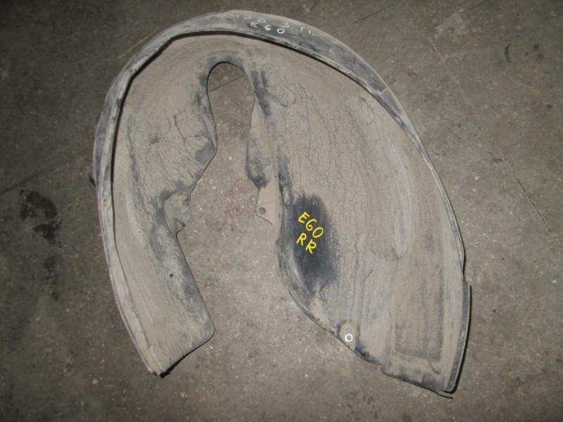 Подкрылок Bmw 5-Series E60 M54B25 2004 задний правый