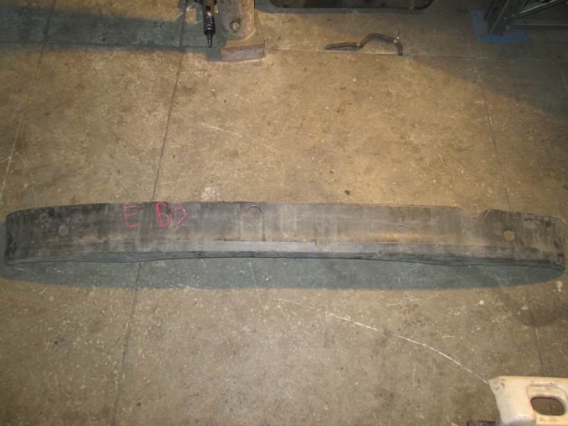 Абсорбер бампера Bmw 7-Series E66 N62B40A 2006 задний
