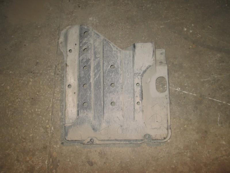 Защита днища кузова Honda Accord CU2 K24Z3 2008 задняя правая