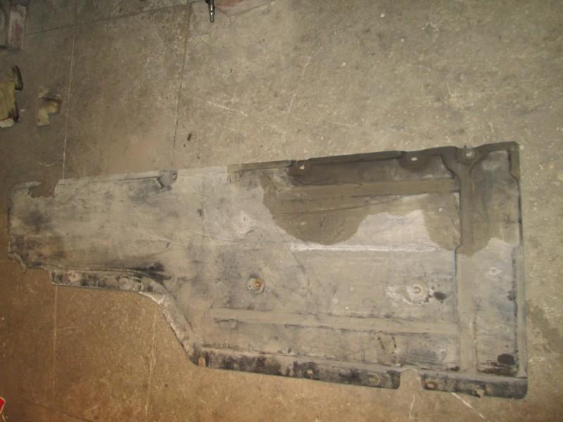 Защита днища кузова Bmw 5-Series E60 M54B25 2004 левая
