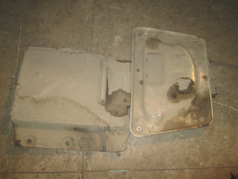 Защита двигателя пластиковая Bmw 3-Series E90 N52B25 2006