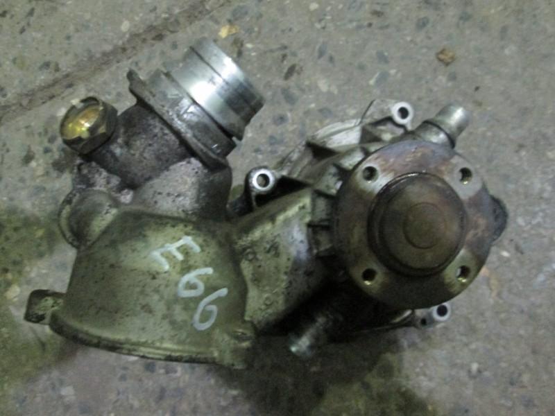 Помпа водяная Bmw 7-Series E66 N62B40A 2006