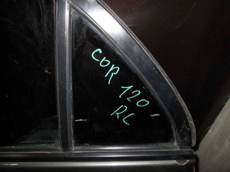 Форточка двери Toyota Corolla E120 4ZZ-FE 2007 задняя левая