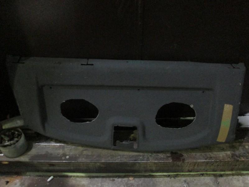 Полка салона Toyota Corolla E120 4ZZ-FE 2007 задняя левая