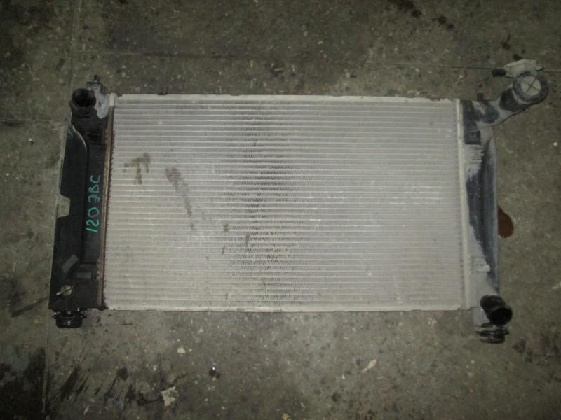 Радиатор охлаждения двигателя Toyota Corolla E120 4ZZ-FE 2007