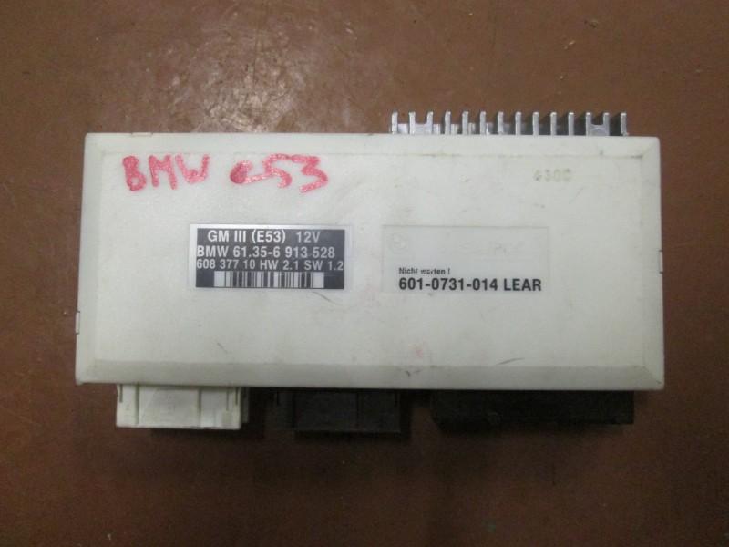 Блок управления Bmw X5 E53 M62B44TU 2001
