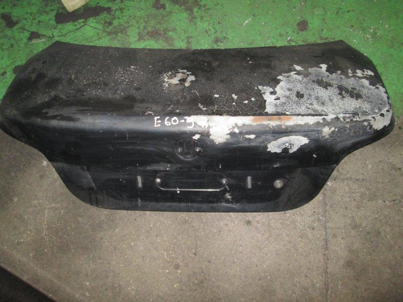 Крышка багажника Bmw 5-Series E60 N52B25A 2006