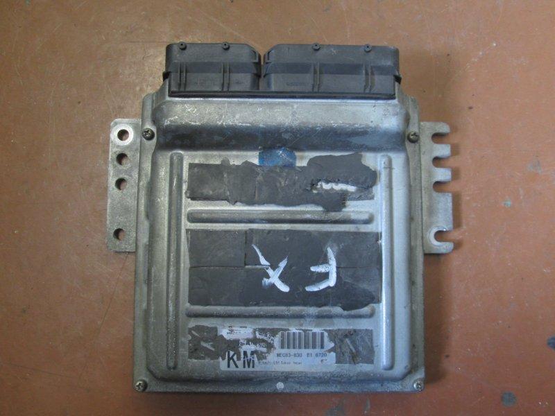 Блок управления двс Infiniti Fx45 S50 VK45DE 2006