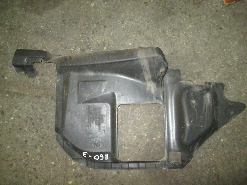 Защита двигателя пластиковая Bmw 5-Series E60 N52B25A 2006