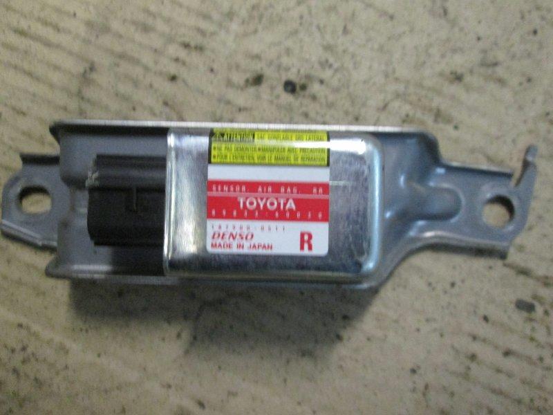Датчик airbag Lexus Lx470 UZJ100 2UZ-FE 2005