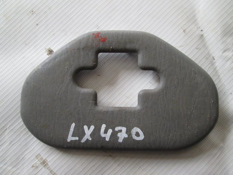 Накладка на ковролин порога Lexus Lx470 UZJ100 2UZ-FE 2005