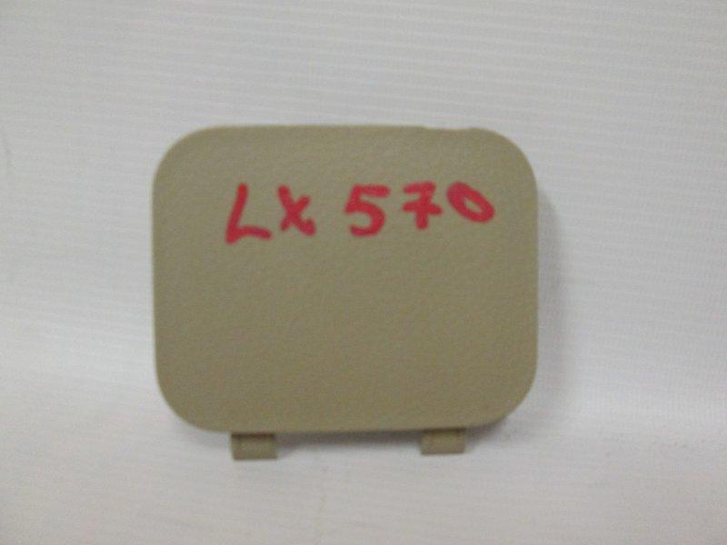 Накладка на ковролин порога Lexus Lx570 URJ201 3UR-FE 2009