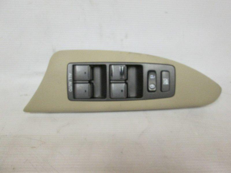 Блок управления стеклоподъемниками Lexus Lx570 URJ201 3UR-FE 2009 передний левый