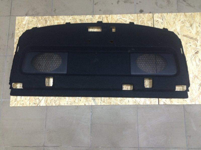 Полка салона Toyota Camry ASV50 2AR-FE 2013 задняя верхняя