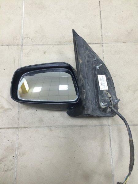 Зеркало заднего вида боковое Nissan Pathfinder R51M YD25 2005 левое