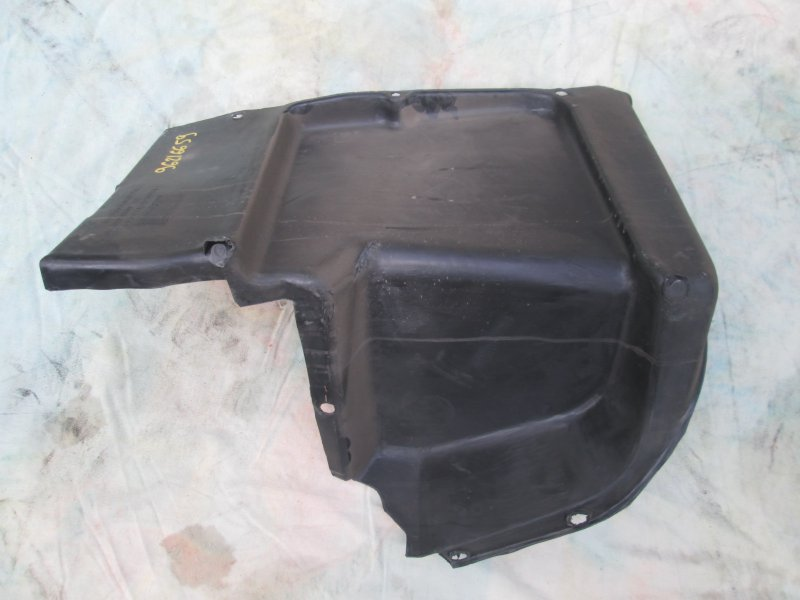 Обшивка багажника Daewoo Nexia KLETN A15SMS 2012 задняя левая