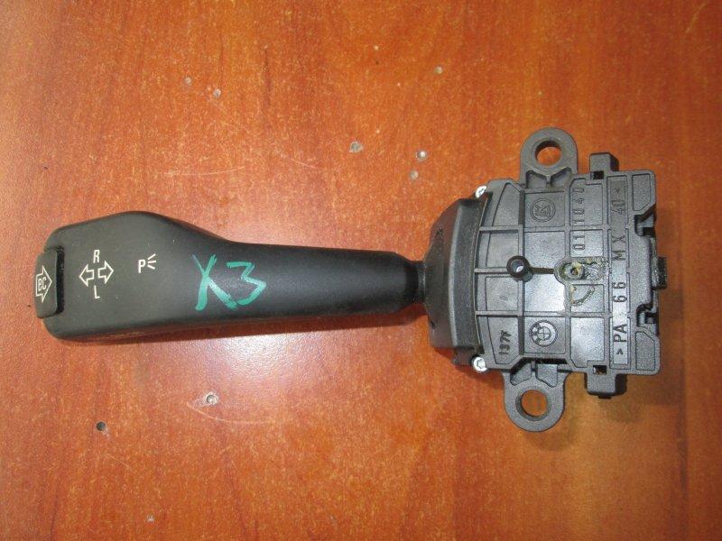 Блок подрулевых переключателей Bmw X3-Series E83 N52B30 2007