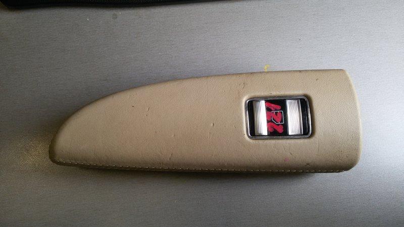 Кнопка стеклоподъемника Mercedes-Benz S-Class W221 M273.961 2008 передняя правая