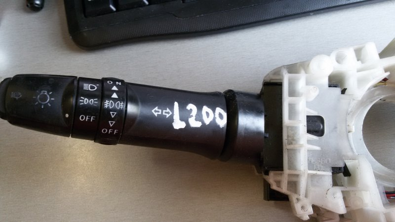 Блок подрулевых переключателей Mitsubishi L200 KB4T 4D56 2008